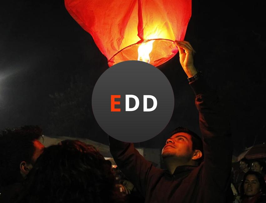 First EDD - Exchange, Develop, Discover'15