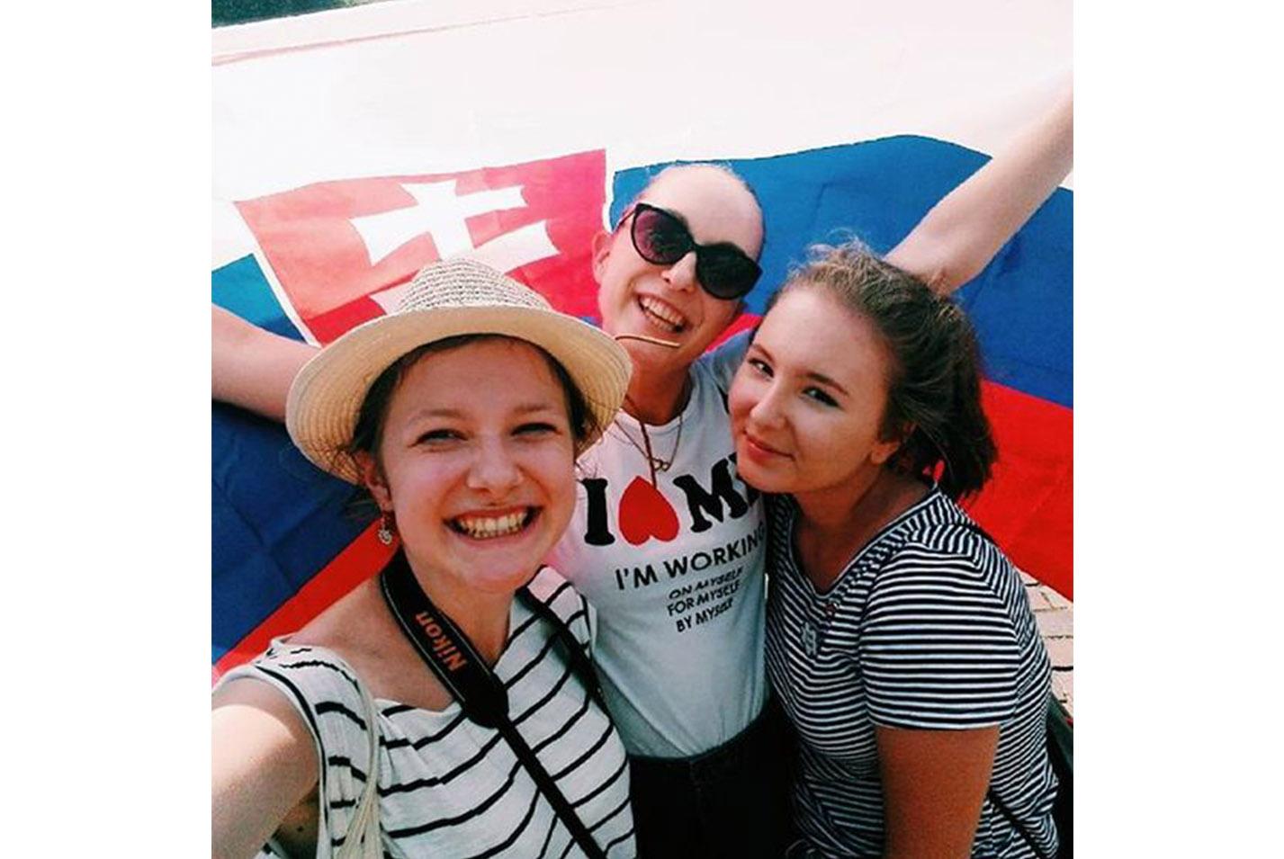 Dobré ráno MaY Slovakia!