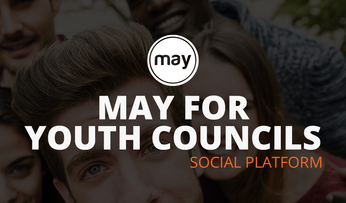 First global social media for Youth Councils from MaY!